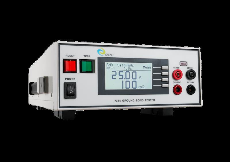 7300 Series AC Ground Bond Tester