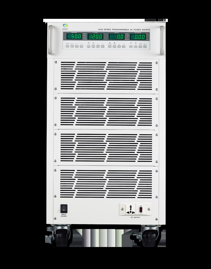 6500 系列高功率可程式交流電源