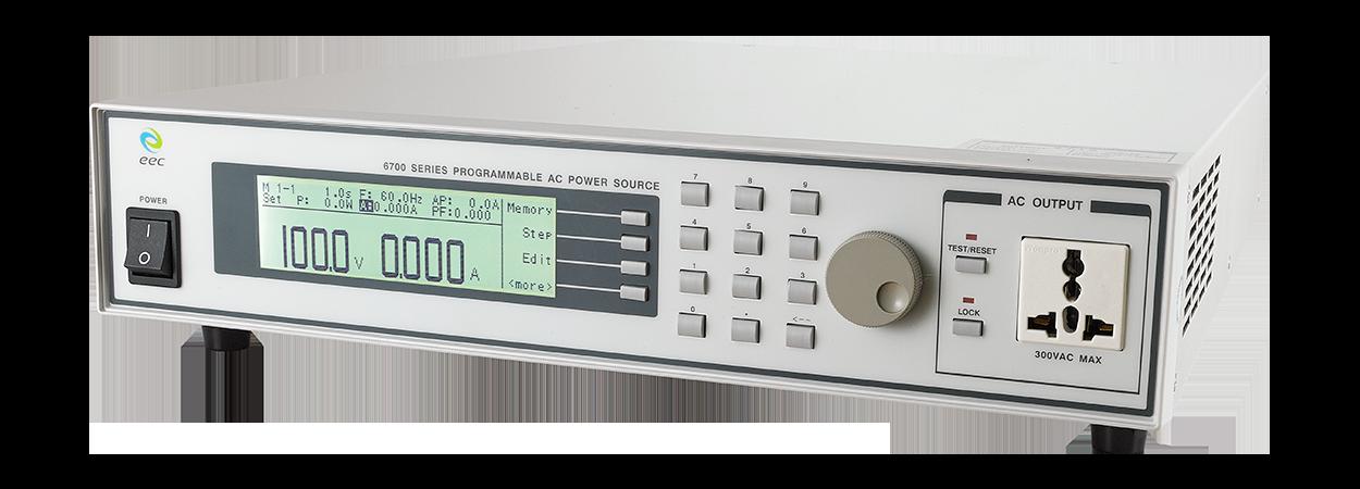 6700 系列線性可程式交流電源