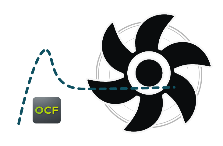 Power of OCF over current