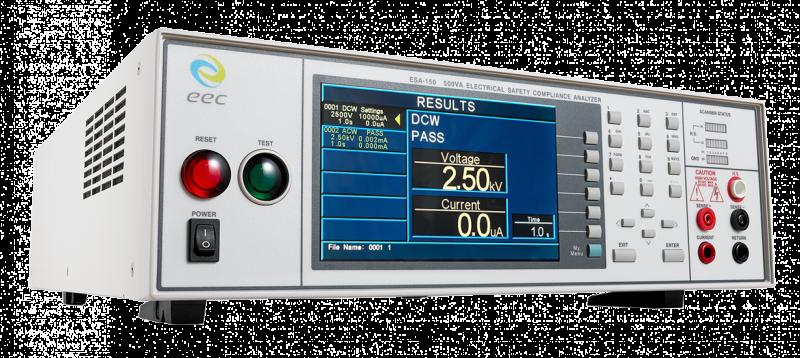 ESA Series Electrical Safety Compliance Analyzer