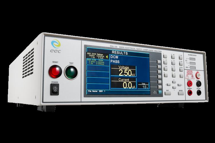 ESA 系列彩色全功能安規綜合分析儀