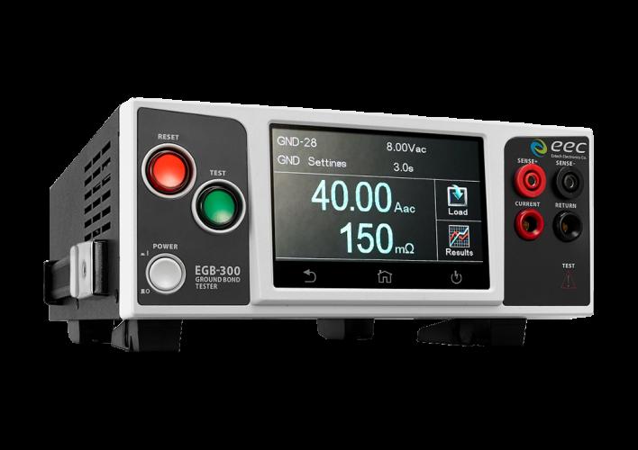 EGB-300 AC/DC Ground Bond Tester
