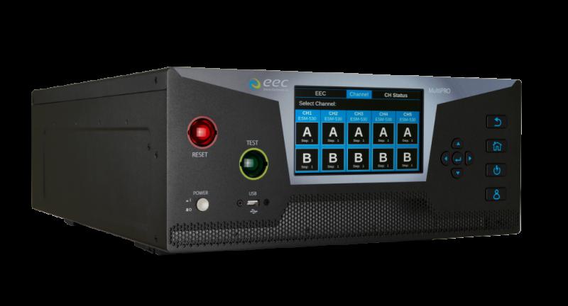 ESM-500 MultiPRO Electrical Safety Platform