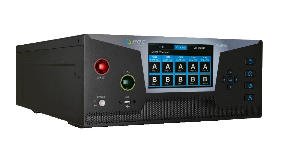 ESM-500 MultiPRO安規綜合測試平台